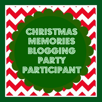 Christmas Memories Blogging Party
