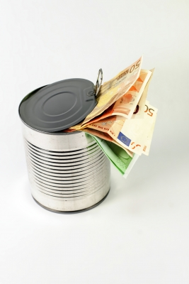 Can of Money
