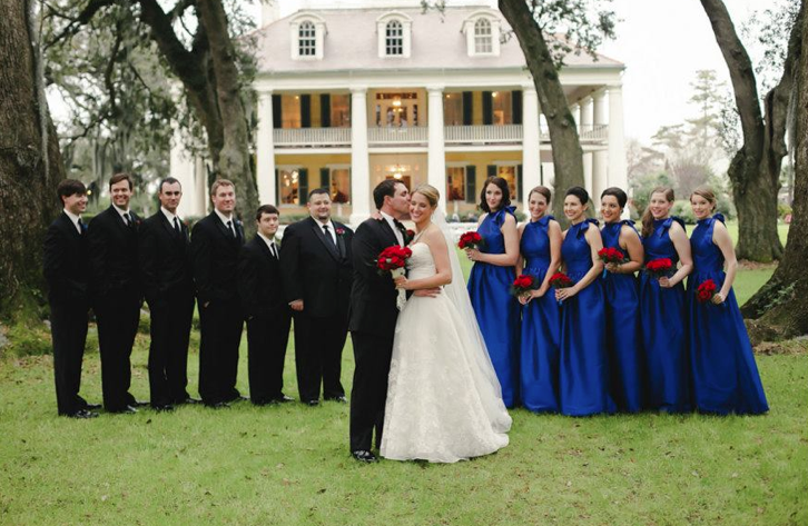 My Sister in Law's Wedding Party in Louisiana