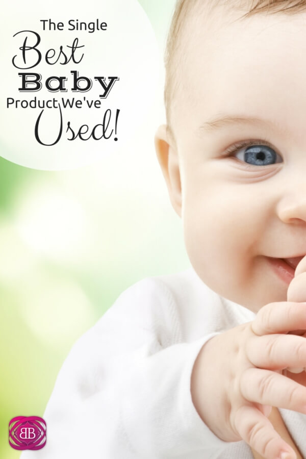 The Single Best Baby Product We've Used