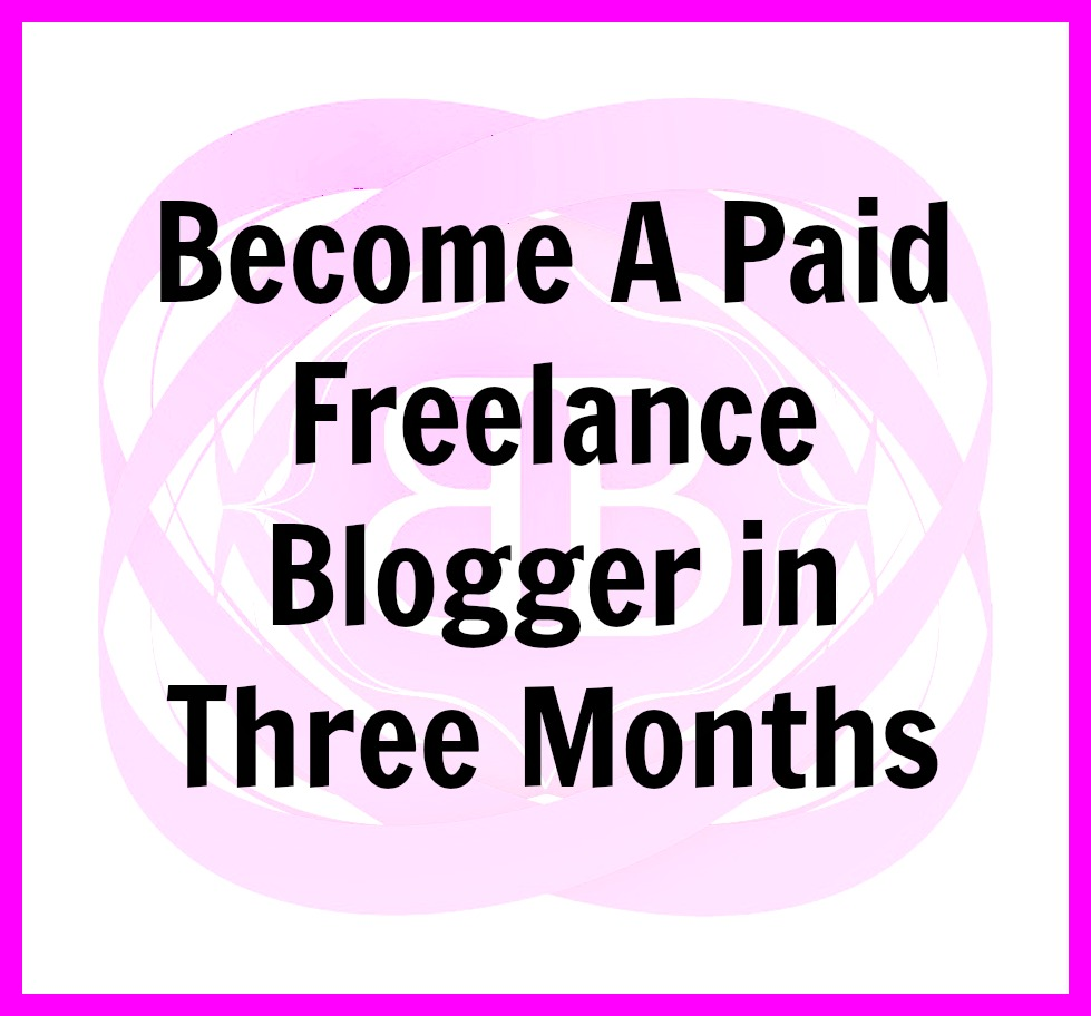 Paid Freelance Blogger