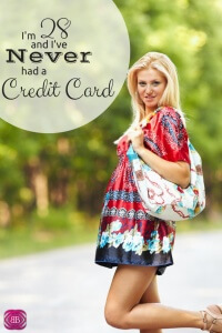 There are two main reasons why I've never had a credit card that stem from my past: 1) my grandpa told me not to, and 2) I'm a spender and do not believe I would consistently pay off my credit card every month. https://www.catherinealford.com/2014/09/16/never-had-a-credit-card/