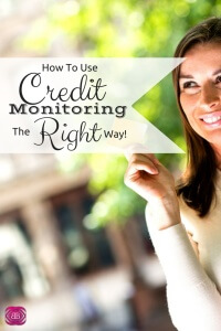 You hear all the time that you should monitor your credit and sign up for an expensive service. However, you can actively monitor your credit yourself and catch any suspicious activities before it affects your life. Here are a few ways to monitor your credit the right way. https://www.catherinealford.com/2015/01/18/use-credit-monitoring-right-way/