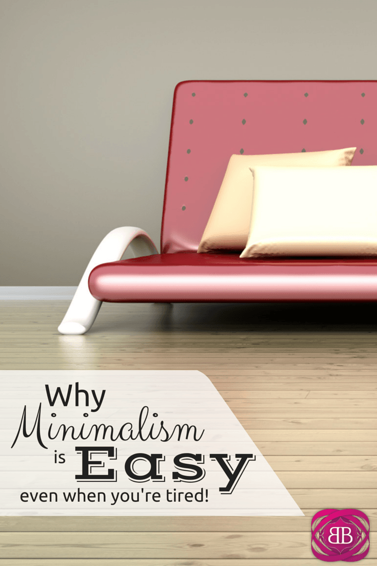 Why minimalism is easy even when you 39 re tired catherine for Why minimalism