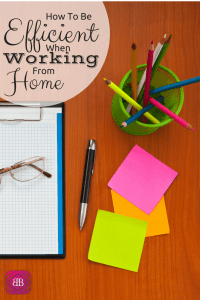 Working from home is difficult whether you have children or are single, but with these tips anyone can work from home efficiently!