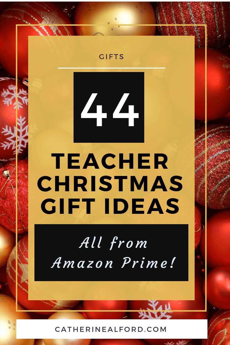 44 teacher christmas gift ideas all from amazon prime