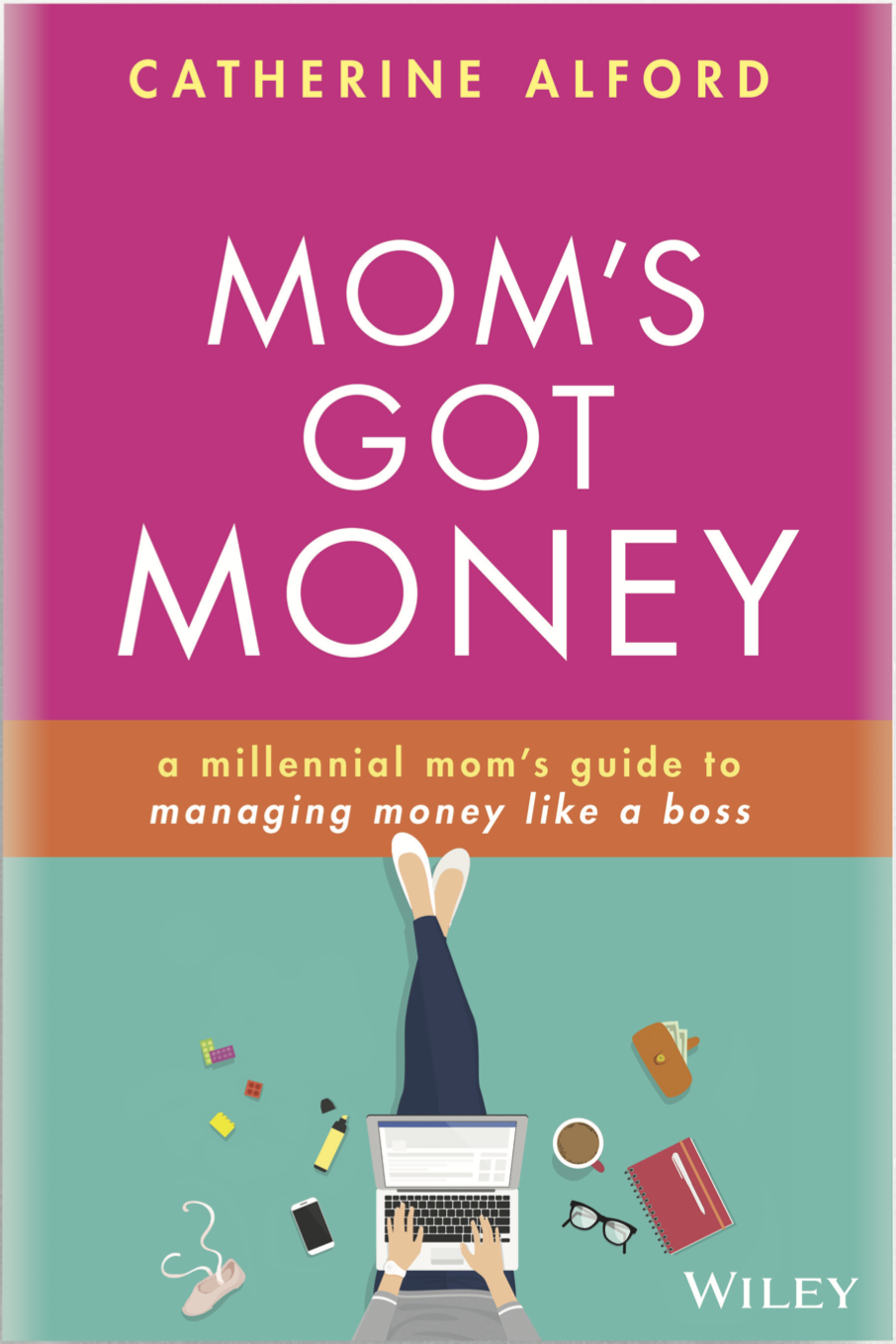 Mom's Got Money Book Cover